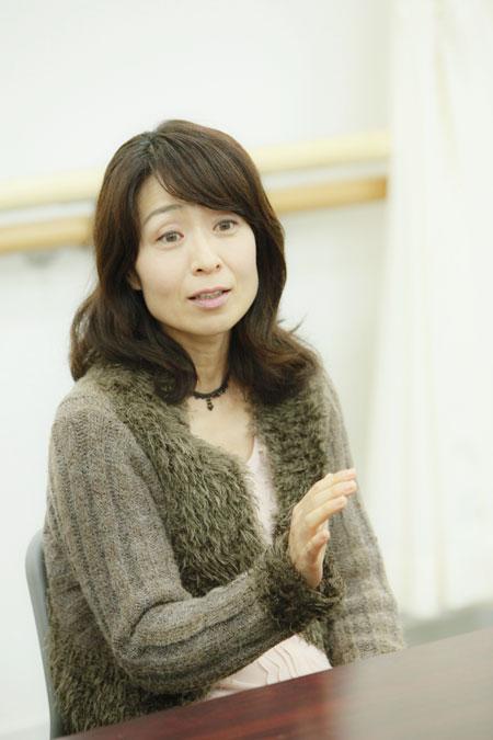 長野里美   撮影:西村康