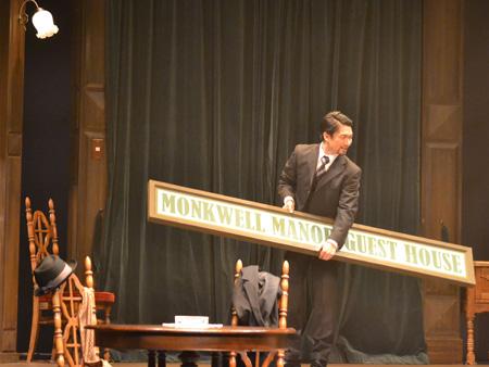 舞台『マウストラップ』