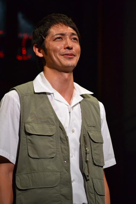 舞台『ホテル マジェスティック ~戦場カメラマン澤田教一 その人生と愛~』