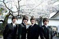 桜とThe Fab Four