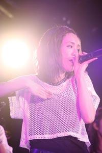 LinQ ライブの模様