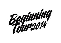REDLINE BEGINNING TOUR 2014
