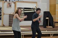 パルコ・ミュージック・ステージ KOKI MITANI'S 『ショーガール』稽古場より