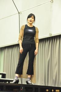 新国立劇場演劇『三文オペラ』稽古場より。  撮影:黒豆直樹