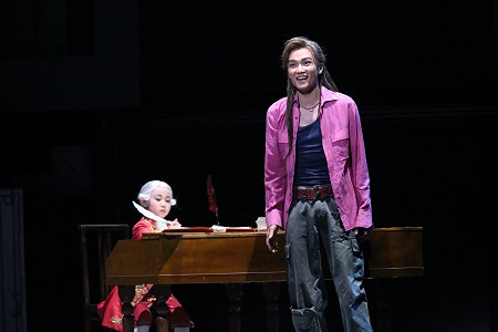 『モーツァルト!』公演より 写真提供:東宝演劇部