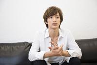 久保田秀敏  撮影:石阪大輔