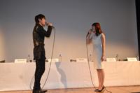 ユナク、愛加あゆが劇中ナンバーを披露