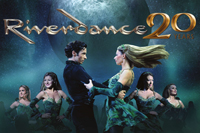 "「Riverdance 20years ""the anniversary tour""」"