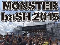 MONSTER baSH 2015