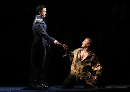 ミュージカル『レ・ミゼラブル』 写真提供:東宝演劇部