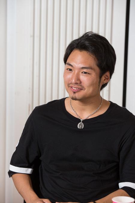 八木将康  撮影:石阪大輔