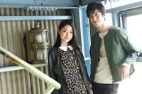 (写真左から)松浦雅、水田航生 撮影:石阪大輔