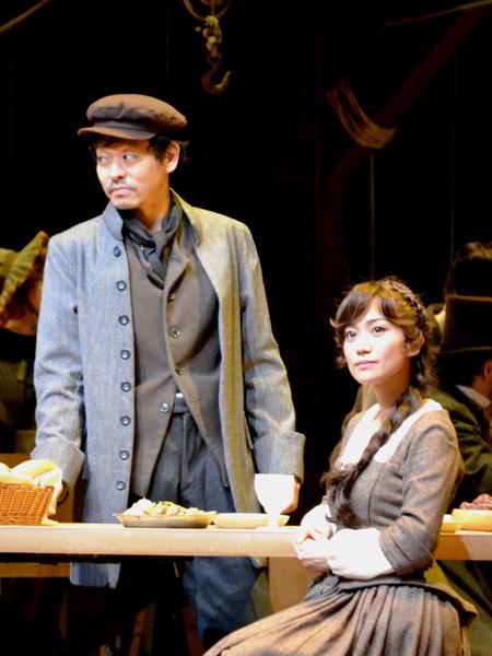 舞台『NO.9-不滅の旋律-』