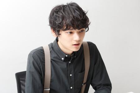 古川雄輝  撮影:石阪大輔