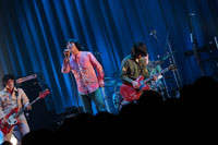 THE COLLECTORS 撮影:柴田恵理