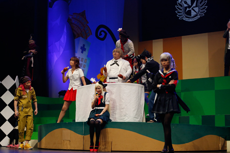 『スーパーダンガンロンパ2 THE STAGE~さよなら絶望学園~』