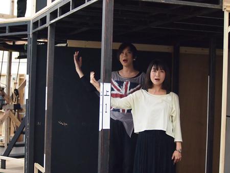 ミュージカル『DNA-SHARAKU』稽古場より