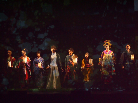 ミュージカル『DNA-SHARAKU』