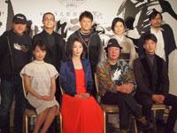 劇団☆新感線の2016年春興行、いのうえ歌舞伎≪黒≫BLACK 「乱鶯」の製作発表