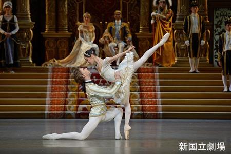 新国立劇場バレエ団『眠れる森の美女』