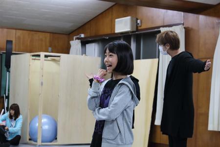 ライブミュージカル「プリパラ」み~んなにとどけ!プリズム☆ボイス 稽古場より