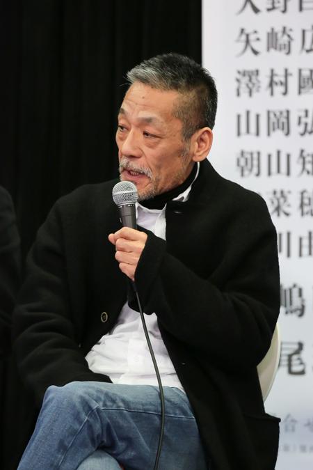 中嶋しゅう  撮影:福井麻衣子