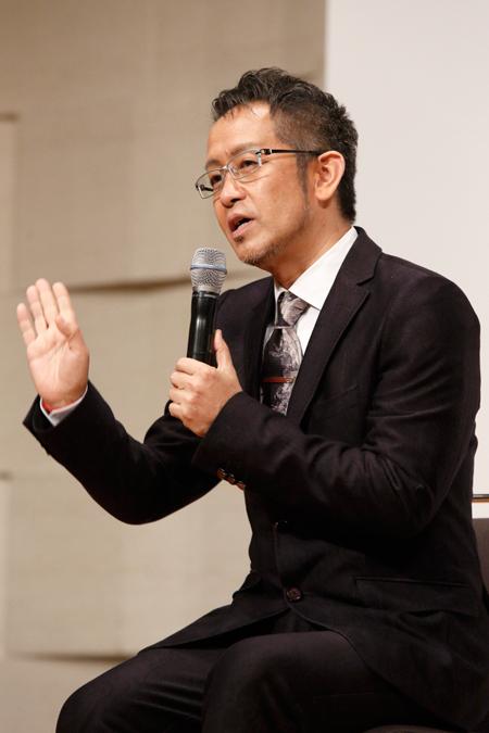 宮本亜門  撮影:石阪大輔