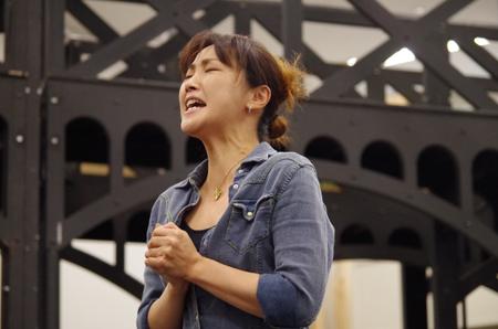 ミュージカル『ジキル&ハイド』公開稽古より