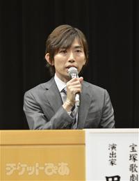 田渕大輔(演出) 撮影:源賀津己