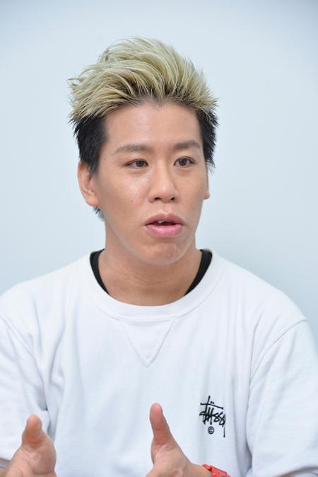 伊藤今人  撮影:源 賀津己