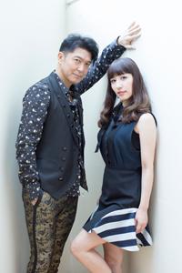 (画像左から)大澄賢也、玉置成実 撮影:石阪大輔
