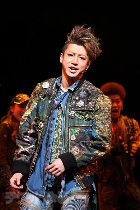 ミュージカル『ロミオ&ジュリエット』より。矢崎広
