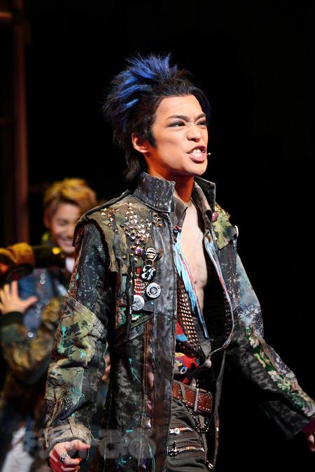 ミュージカル『ロミオ&ジュリエット』より。小野賢章