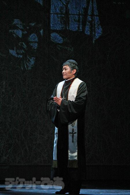 ミュージカル『ロミオ&ジュリエット』より。坂元健児