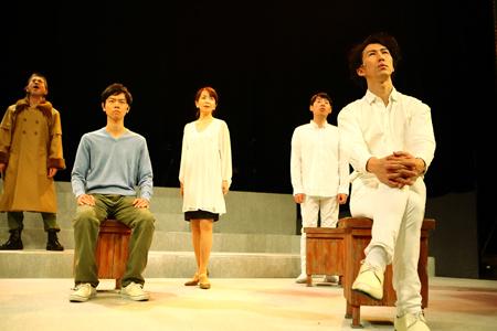 音楽劇「君よ 生きて」~先人たちが繋いだ命のバトン~ 撮影:林健次