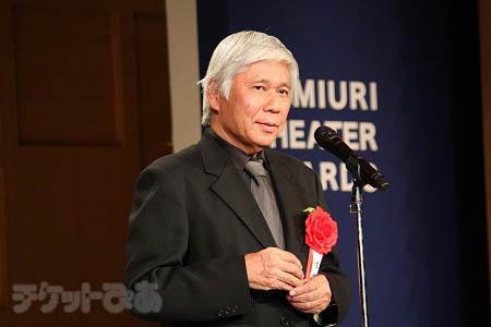 堀尾幸男(大賞・最優秀スタッフ賞)