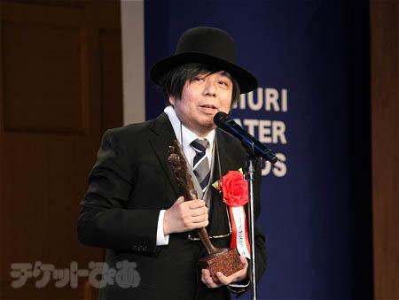 ケラリーノ・サンドロヴィッチ(最優秀演出家賞)