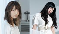 (画像左から)May'n、鈴木このみ