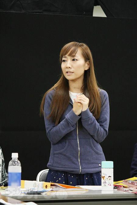 ルーシー役、高垣彩陽