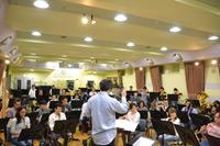 『「ドラゴンクエスト」ウインドオーケストラコンサート』試奏の模様
