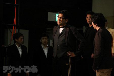 『デスノート THE MUSICAL』稽古場より 撮影:平野祥恵