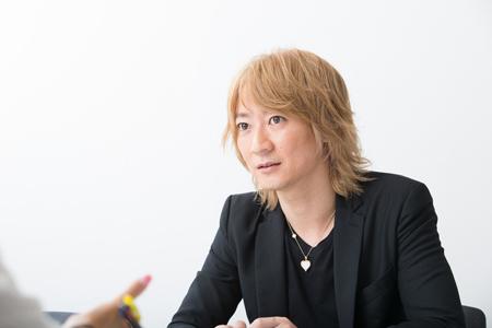 町田慎吾  撮影:石阪大輔
