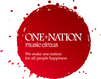 「ONE+NATION music circus in山中湖」