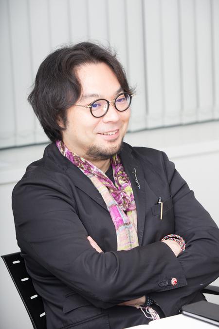 藤沢文翁  撮影:石阪大輔