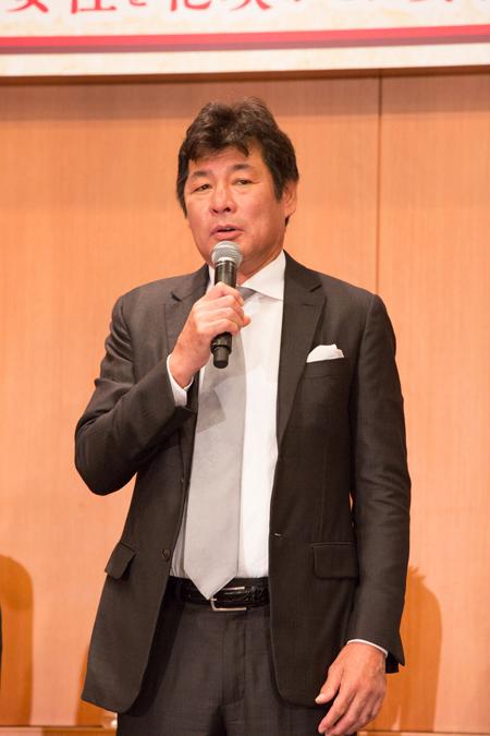 赤井英和  撮影:石阪大輔
