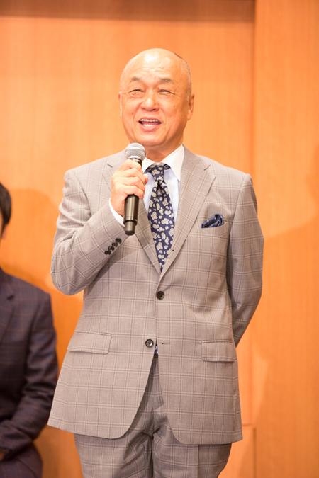 田山涼成  撮影:石阪大輔