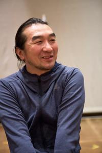 池田鉄洋 撮影:岡千里
