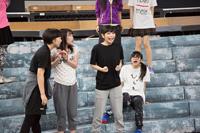 「少女☆歌劇 レヴュースタァライト ―The LIVE―」#1公開稽古より 撮影:石阪大輔