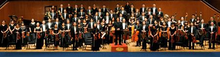上海フィルハーモニック管弦楽団