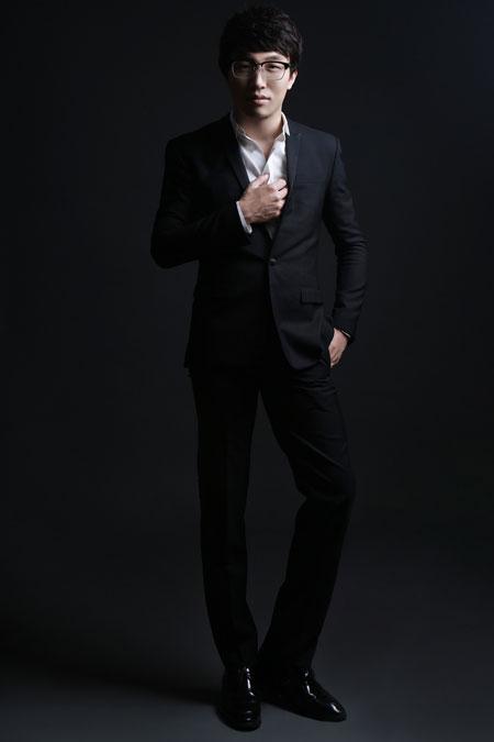 上海フィルピアニスト ヤン・ジェ